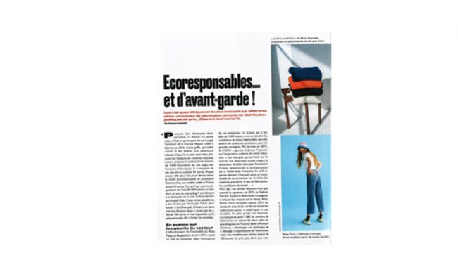 Le Parisien – Constance Dubois – le 21.02.20